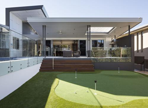 The Golf House