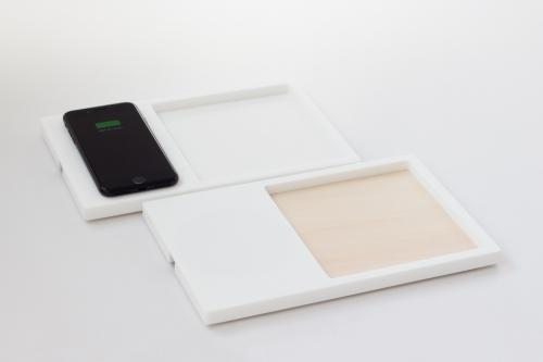 POSO smart QI charger