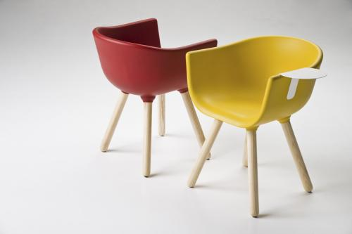 Tulip: un innovativo concept di seduta per Chairs & More