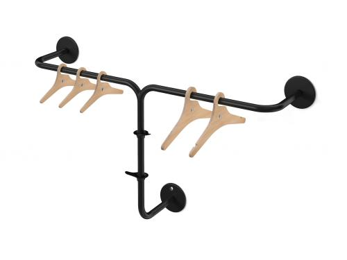 Coatrack 'The Tripod'