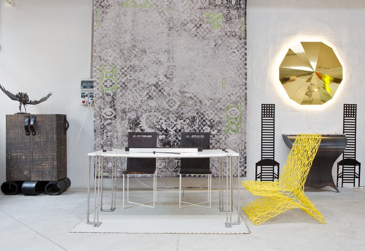 Showroom tid tante idee e prodotti d 39 arredo unici ed esclusivi for Interior design italiani
