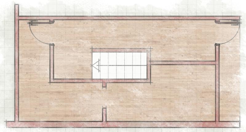 Bagno In Mansarda Con Doccia E Vasca Interior Design : Recupero bagno in mansarda
