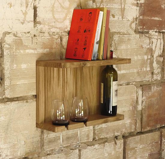 Mensole porta bicchieri ks21 regardsdefemmes - Porta bicchieri ...