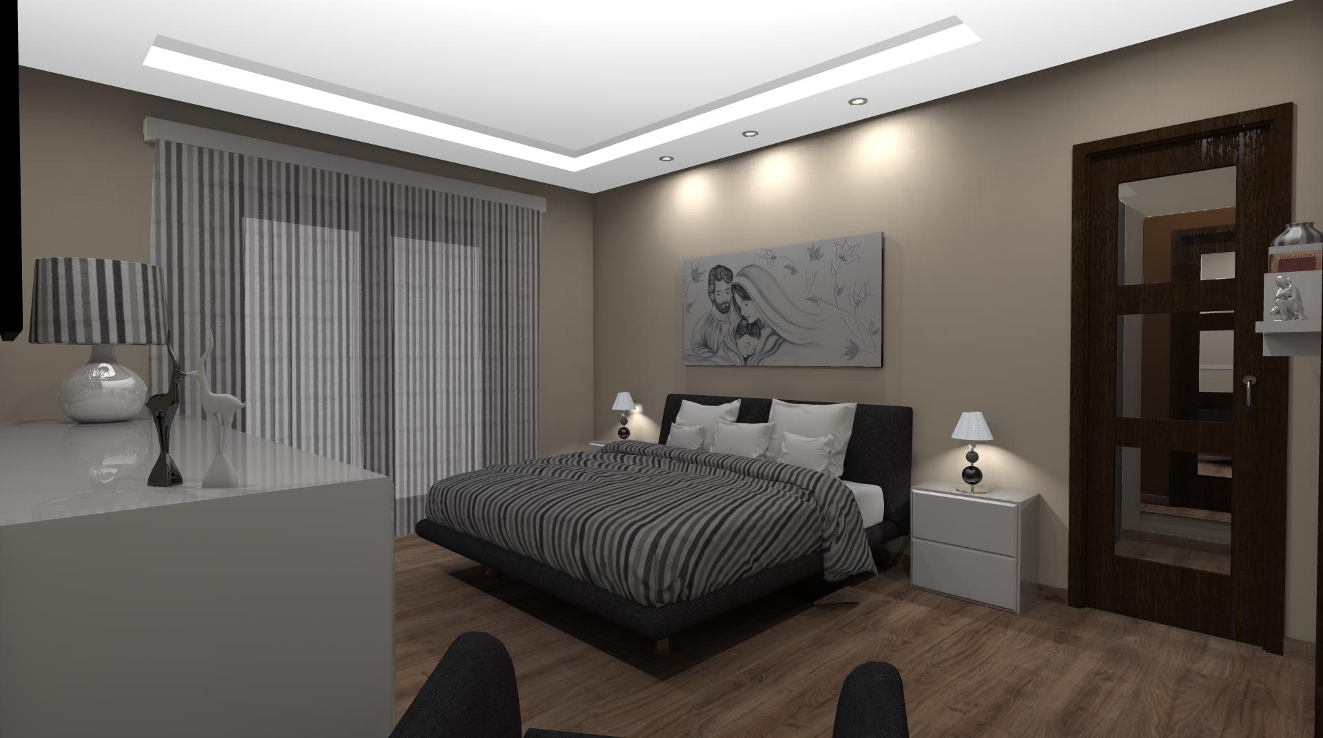 Progetto appartamento for Progetto appartamento moderno