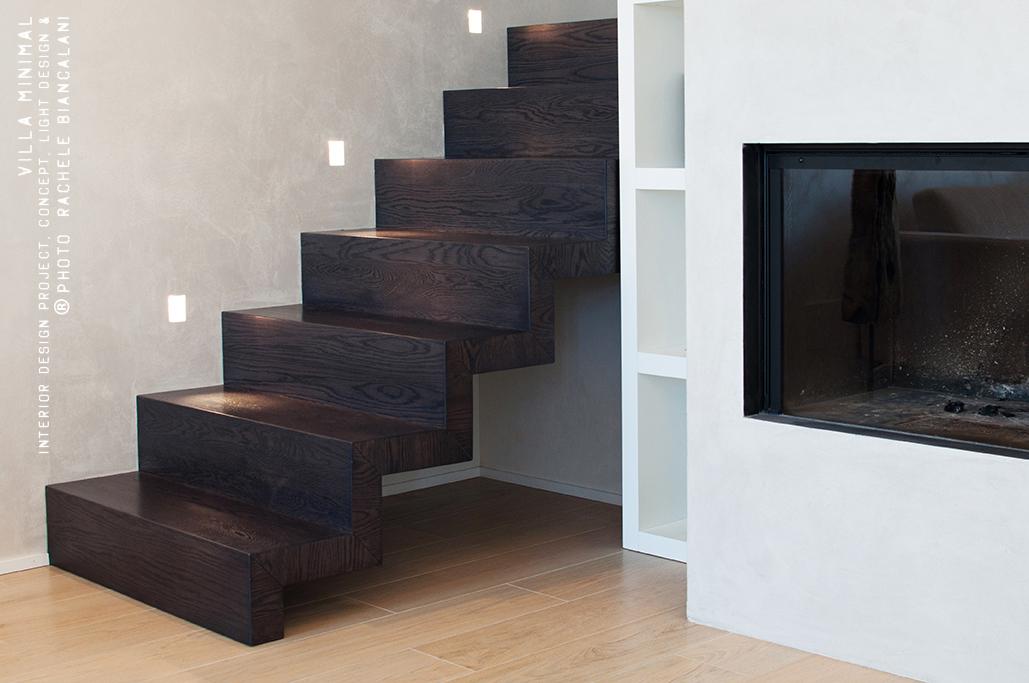 Villa minimal for Arredamento design interni