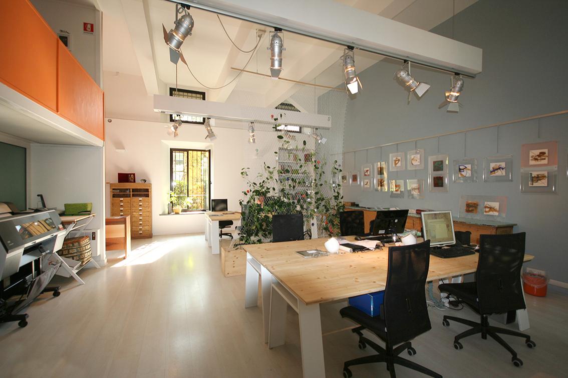 Sede lautab for Studio architettura d interni