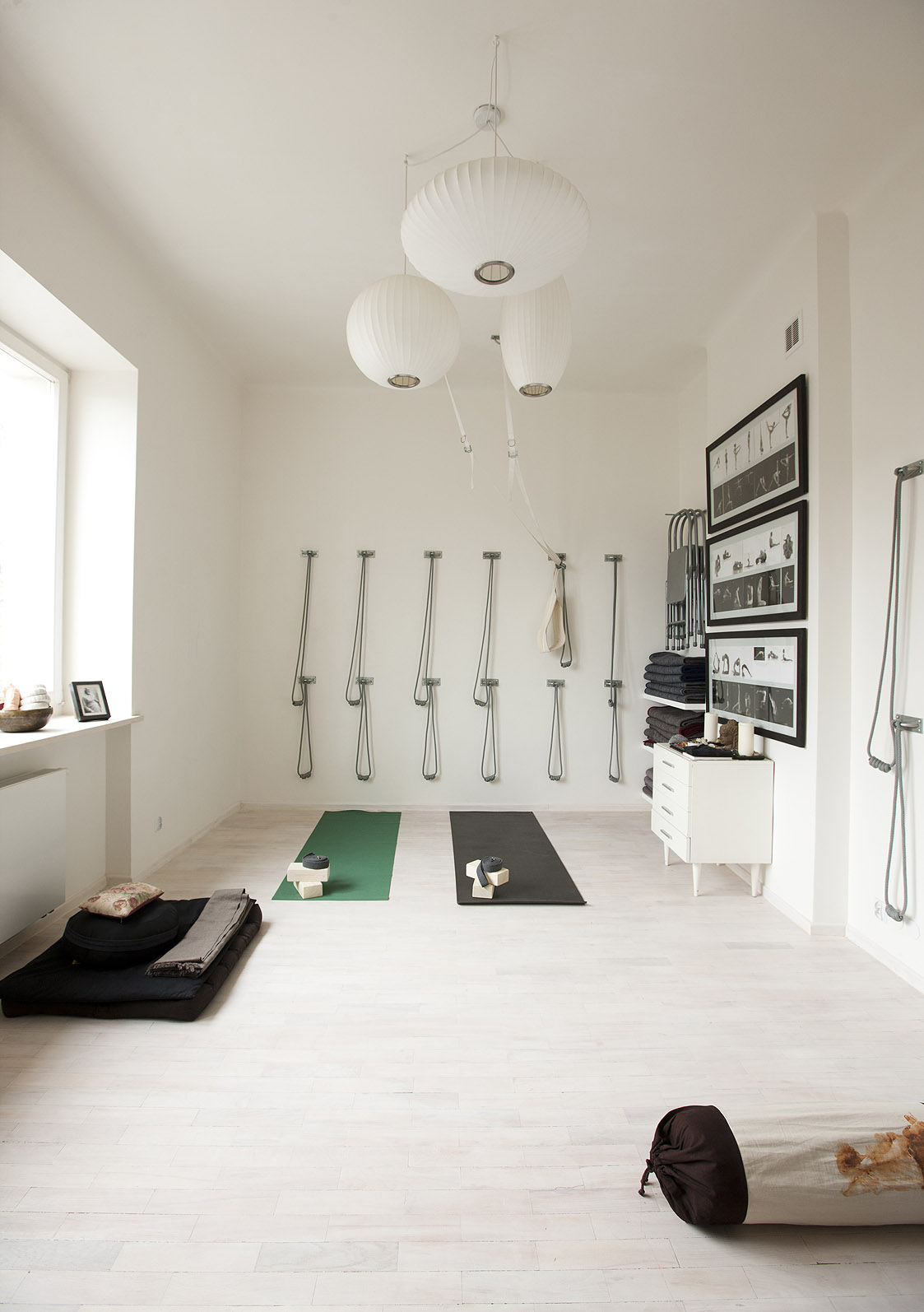 Apartment With Yoga Studio