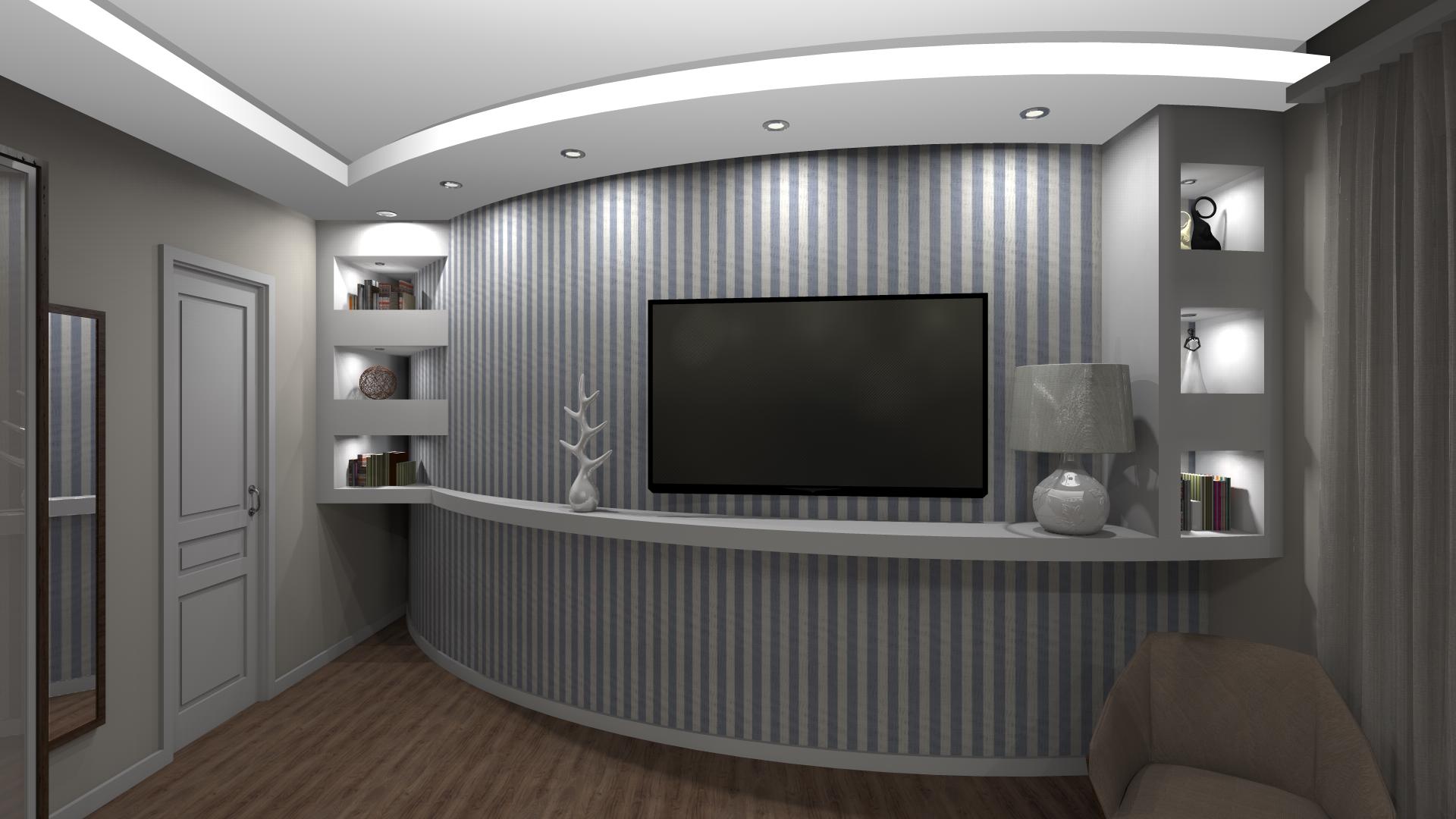 Progetto appartamento 70 mq for Immagini appartamenti moderni