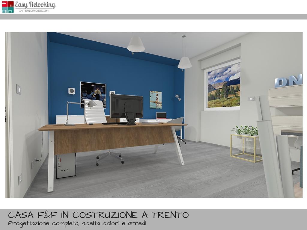 Progettazione di interni per villa indipendente for Progettazione di interni gratis