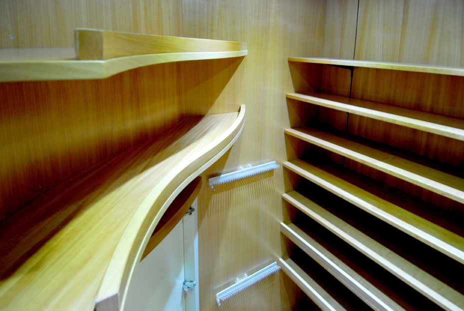 Cabina armadio - Allestimento cabina armadio ...