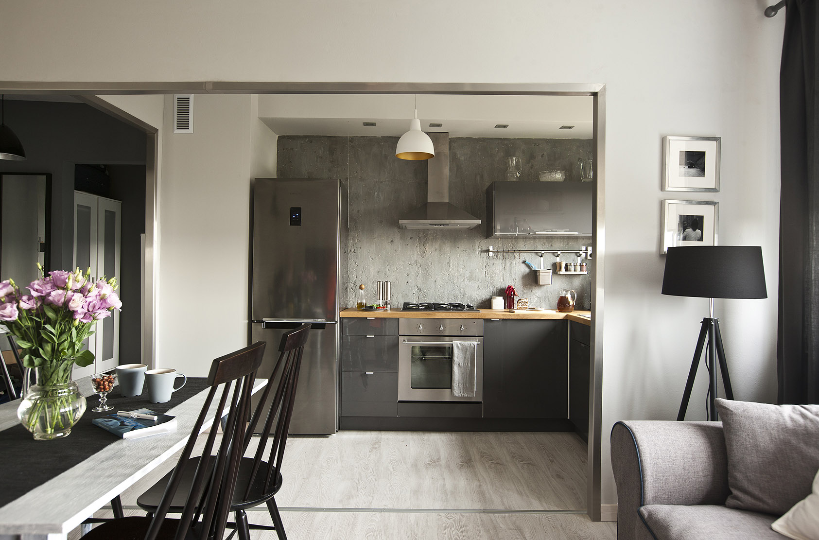 Small Gray Studio