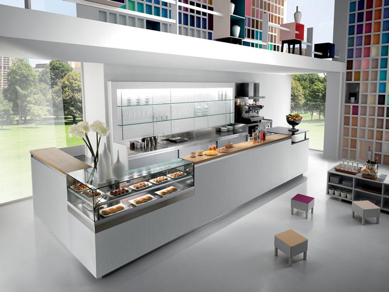 Ben noto Arredamento Bar: le tendenze di arredamento Bar e design  QK29