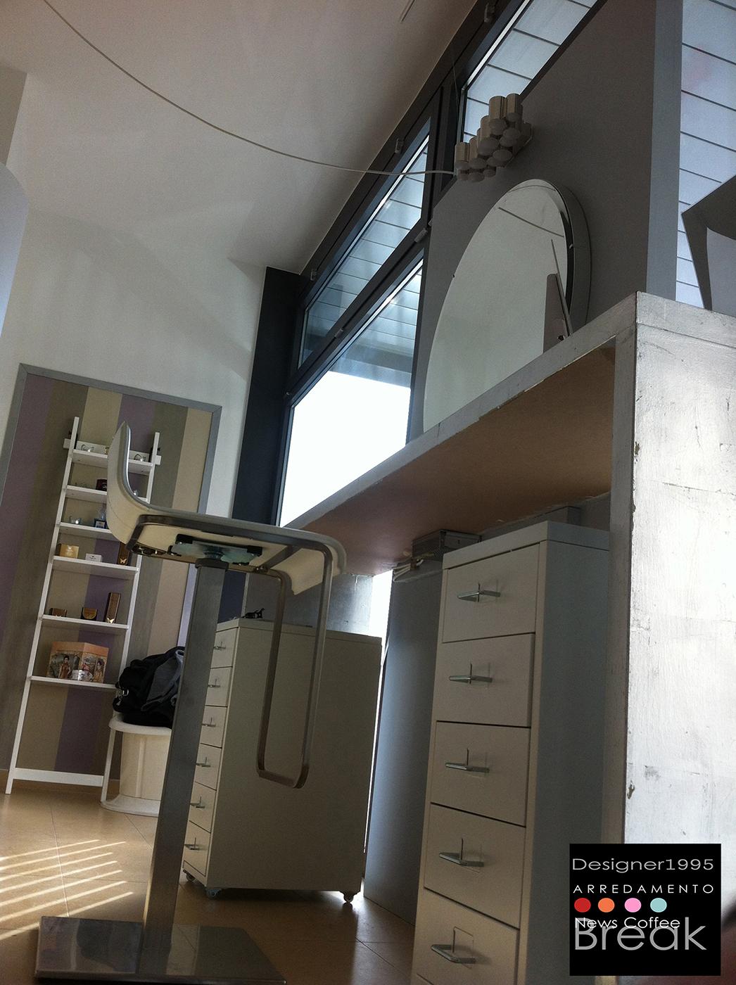 Atelier di bellezza meravigliosa centro estetico for Arredare un centro estetico