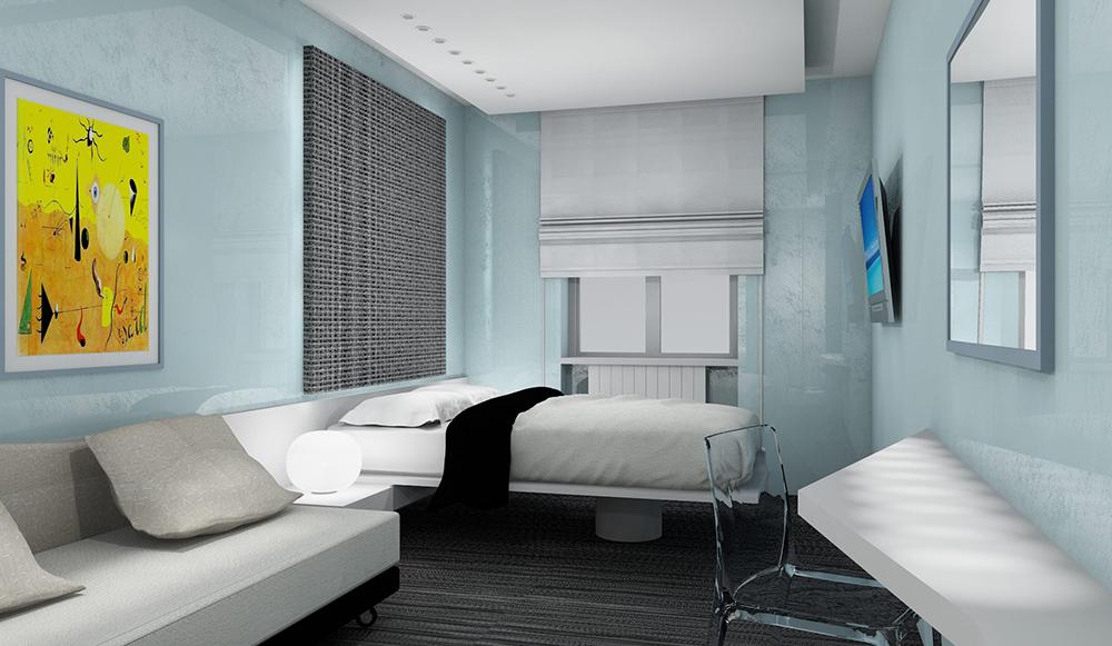 PROGETTO + ARREDAMENTO + HOTEL + CONTRACT
