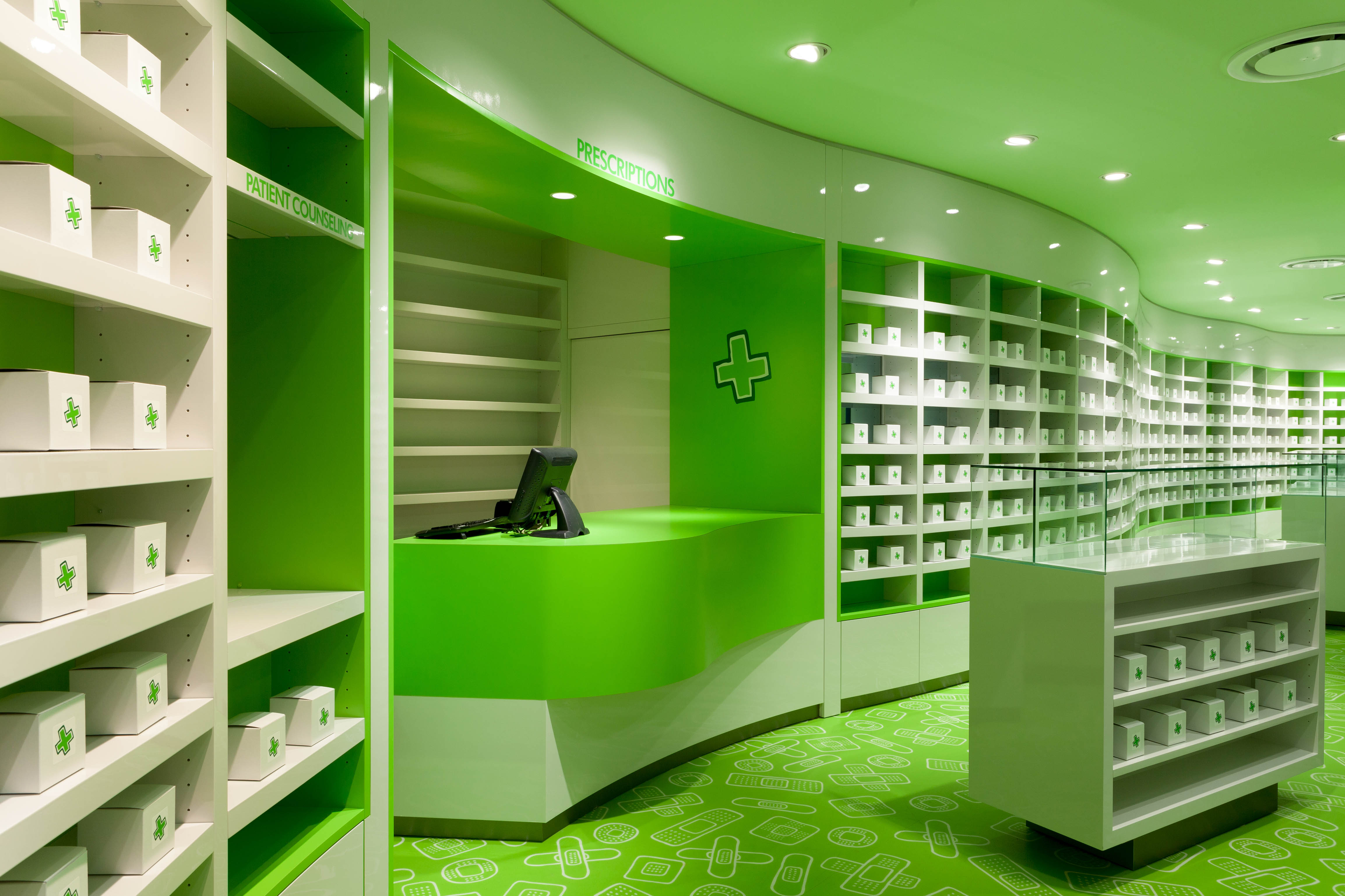 Careland pharmacy Qualities of a good architect