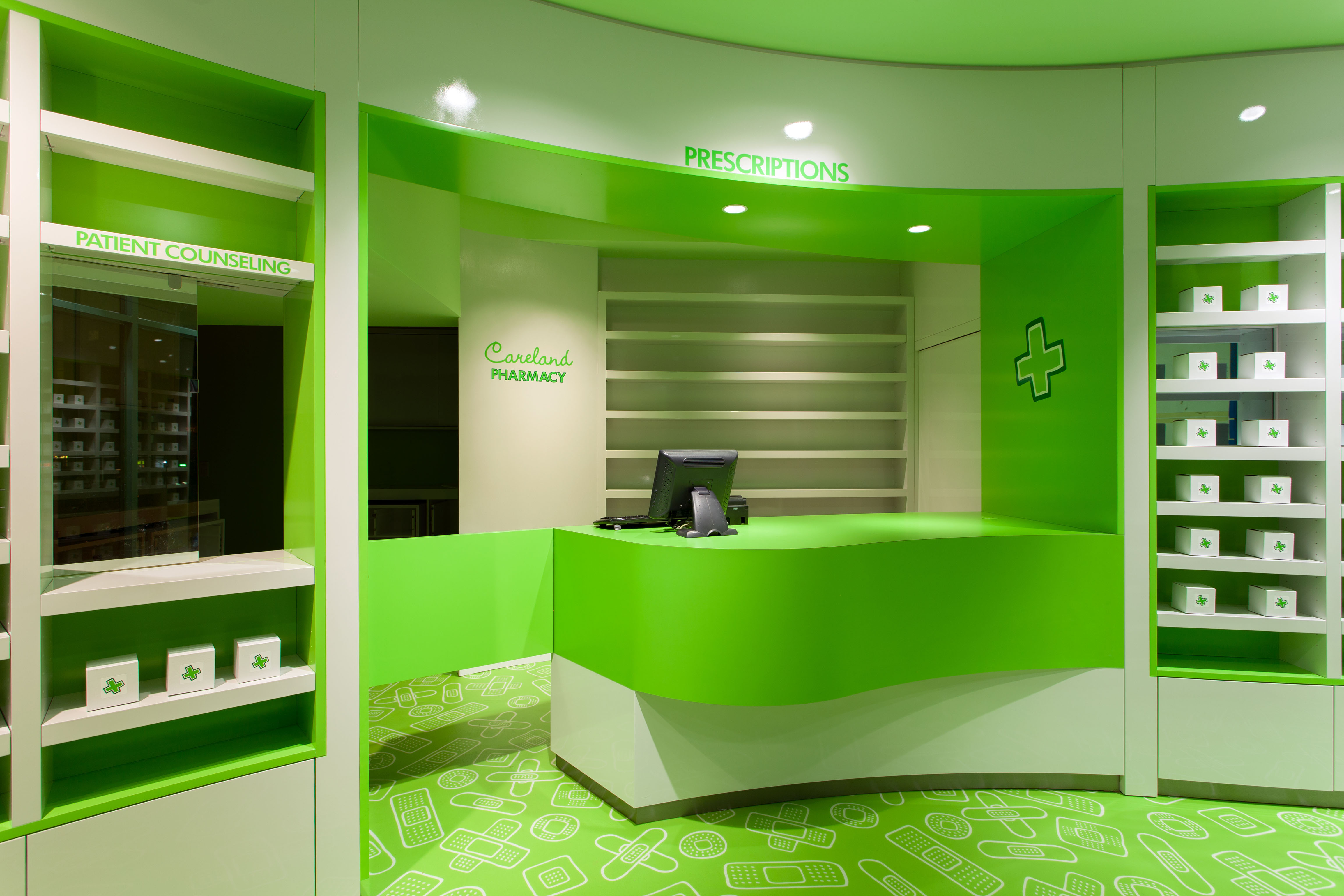 Pharmacy Design Ideas pharmacy design pharmacies us Careland Pharmacy