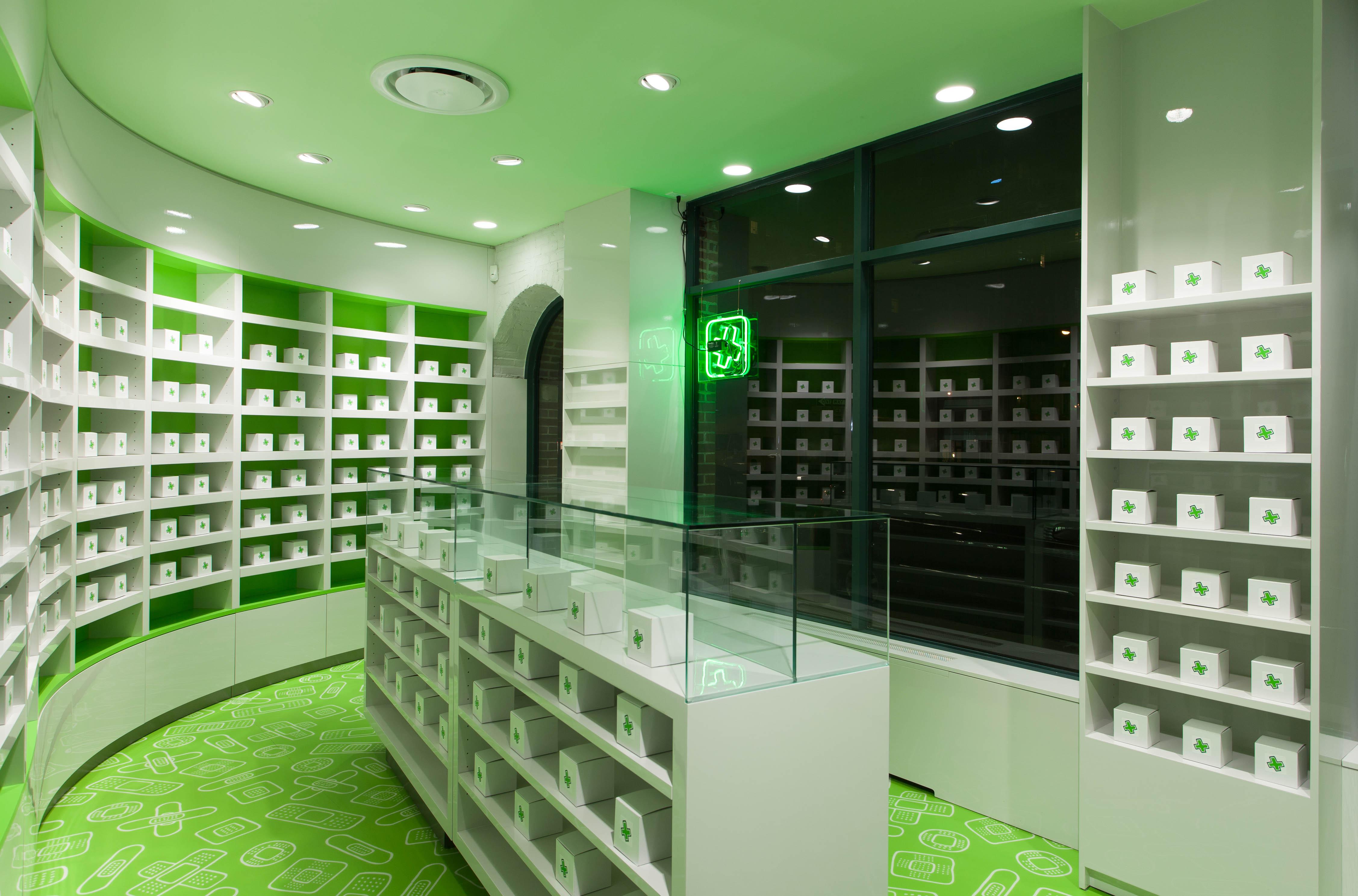 careland pharmacy pharmacy design ideas - Pharmacy Design Ideas