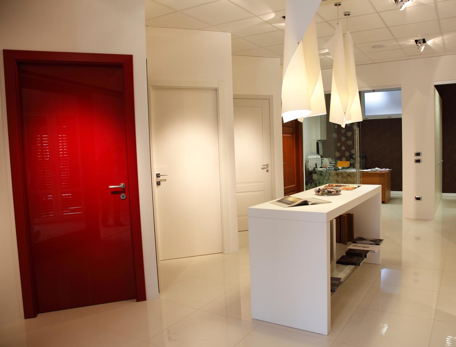 Errebiplast porte e finestre made in italy ristrutturazione showroom - Finestre e porte ...