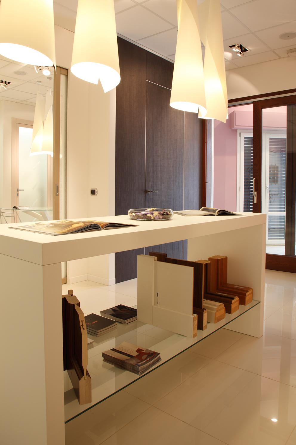Errebiplast porte e finestre made in italy ristrutturazione showroom - Ristrutturazione finestre in legno ...