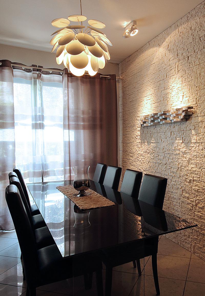 Arredo soggiorno - Lampadario sala da pranzo ...