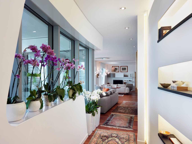 Citylife interior design for Quartiere city life