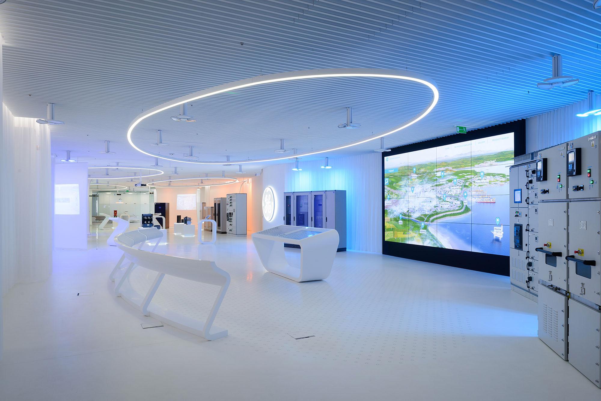 Ge customer experience center for Decor center