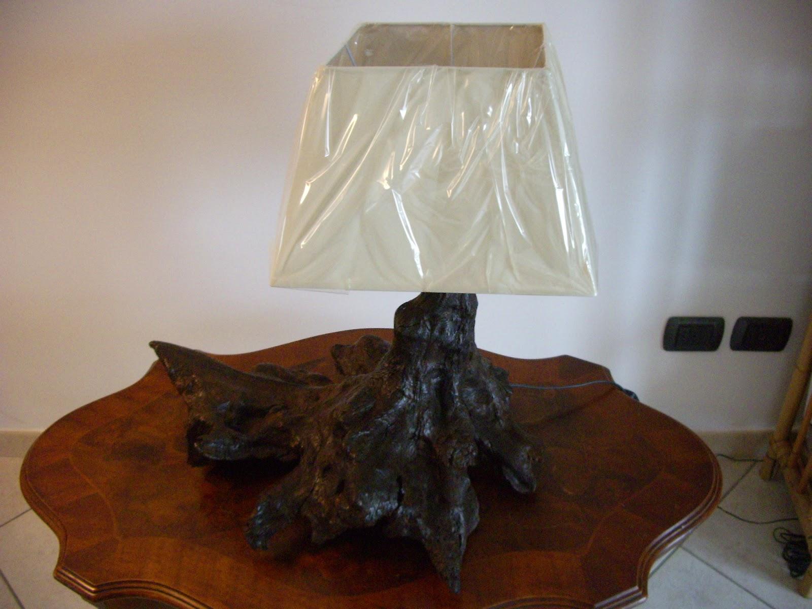 Lampade In Legno Di Mare : Riciclare vecchi pallet usati in legno per creare una lampada bcasa