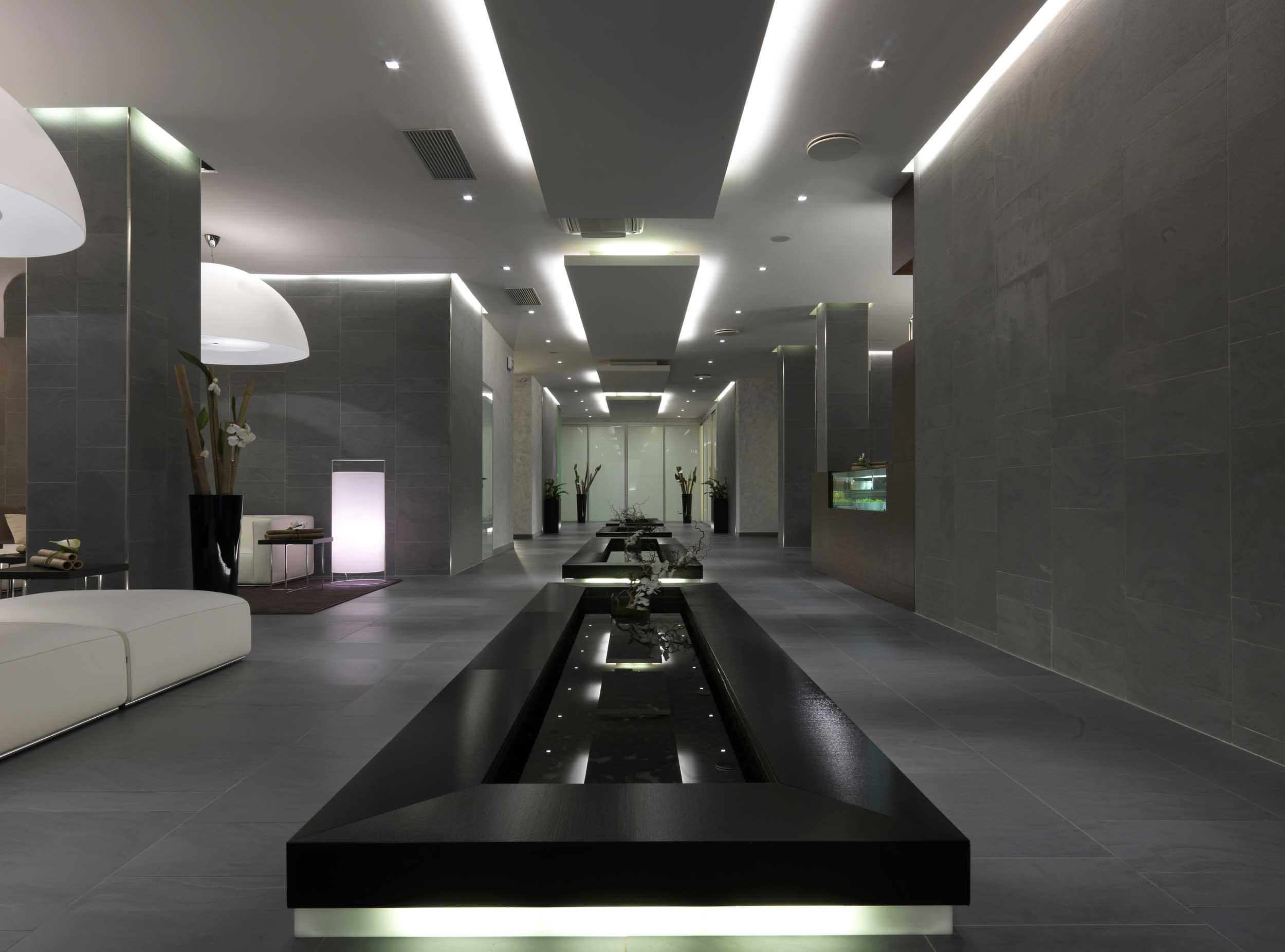 Get fit city club for Interior designer milano