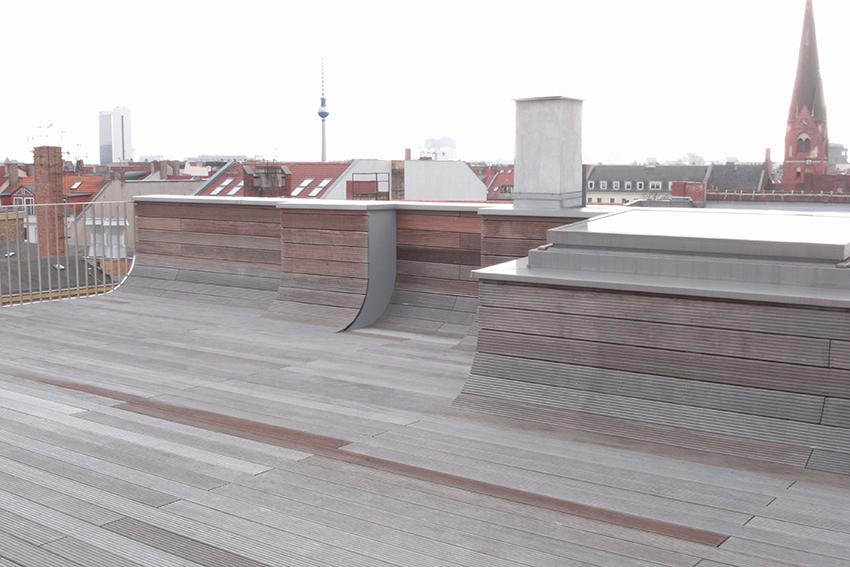 Corridor Roof Design: Corridor