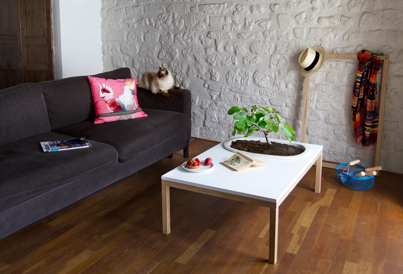 Дизайн столиков журнальных