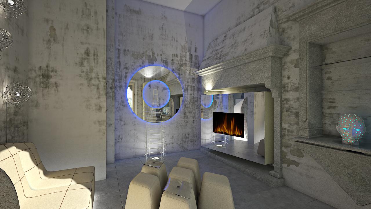 Big dream in a little tower design by simone micheli