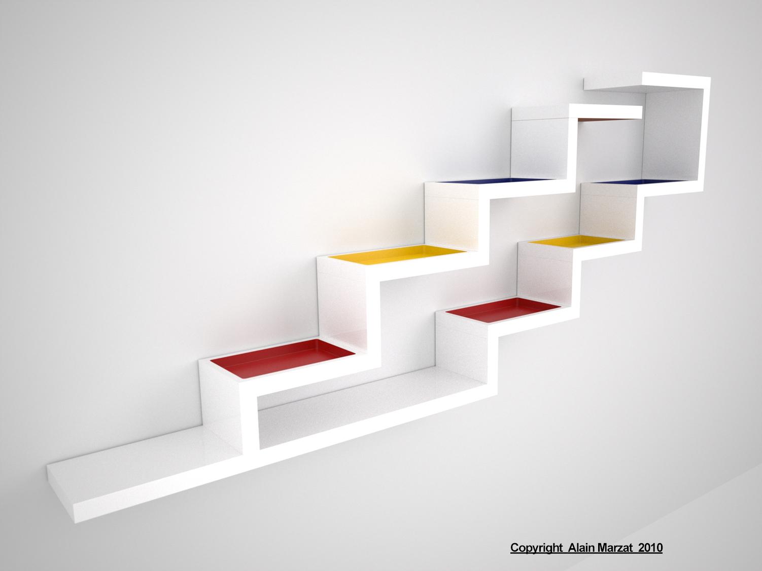 Design Zig Zag Bookshelf zag bookshelf zig bookshelf
