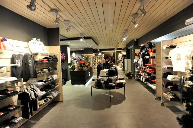 Illuminazione negozio abbigliamento appunti per illuminare un