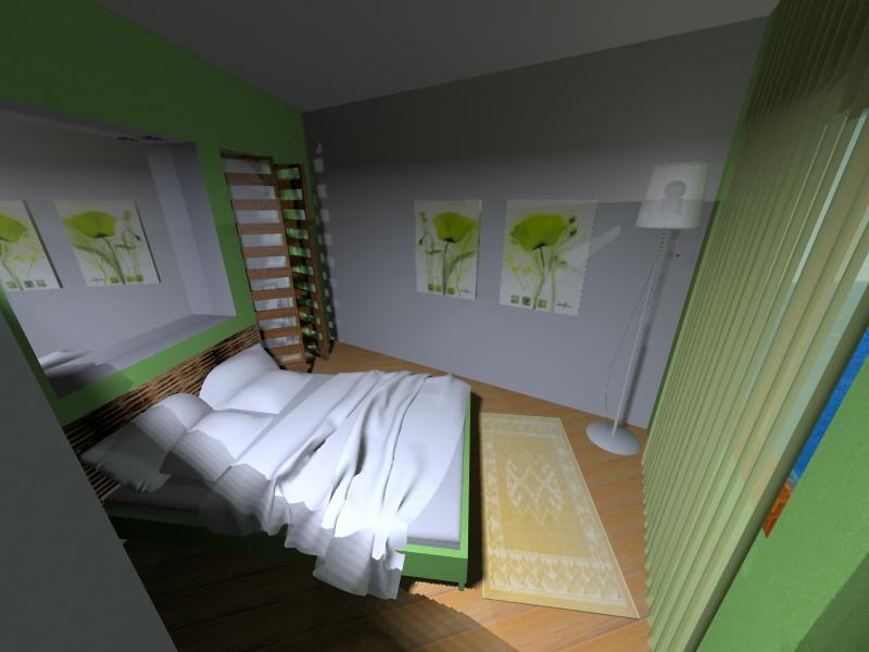 Pianta Camera Da Letto Dwg : Nuova zona notte come una suite dalbergo