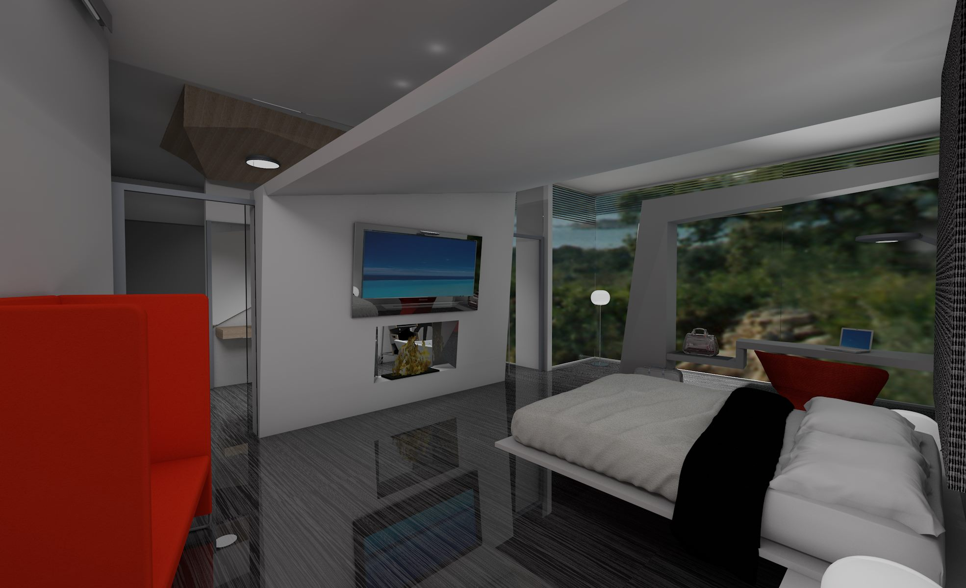 Arredamento casa idee e tendenze di arredamento for Progetto arredo casa on line