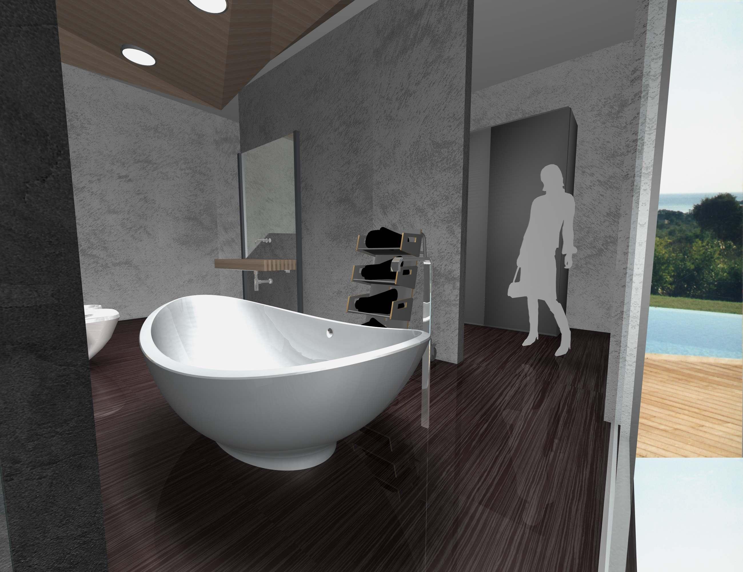 Progettazione suite hotel for Arredamento hotel liguria