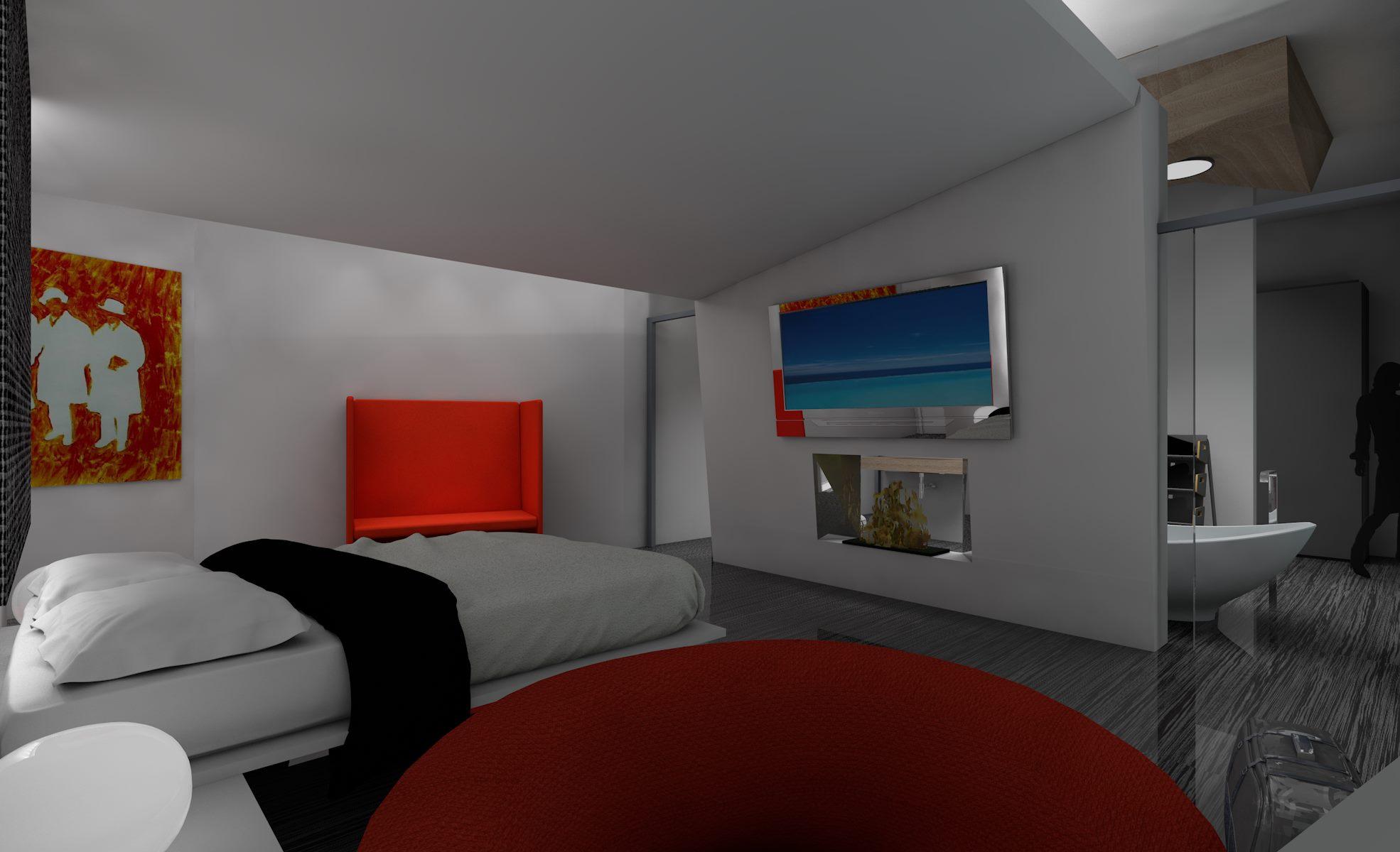 Arredamento casa idee e tendenze di arredamento progetto arredamento camera hotel - Idee arredamento casa ...