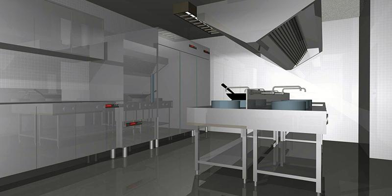 Progetto arredamento ristorante cinese genova liguria for Arredamento negozi genova