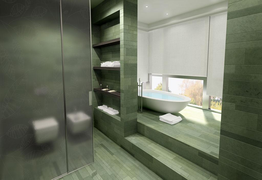 New look - Progetto bagno 3d gratis ...