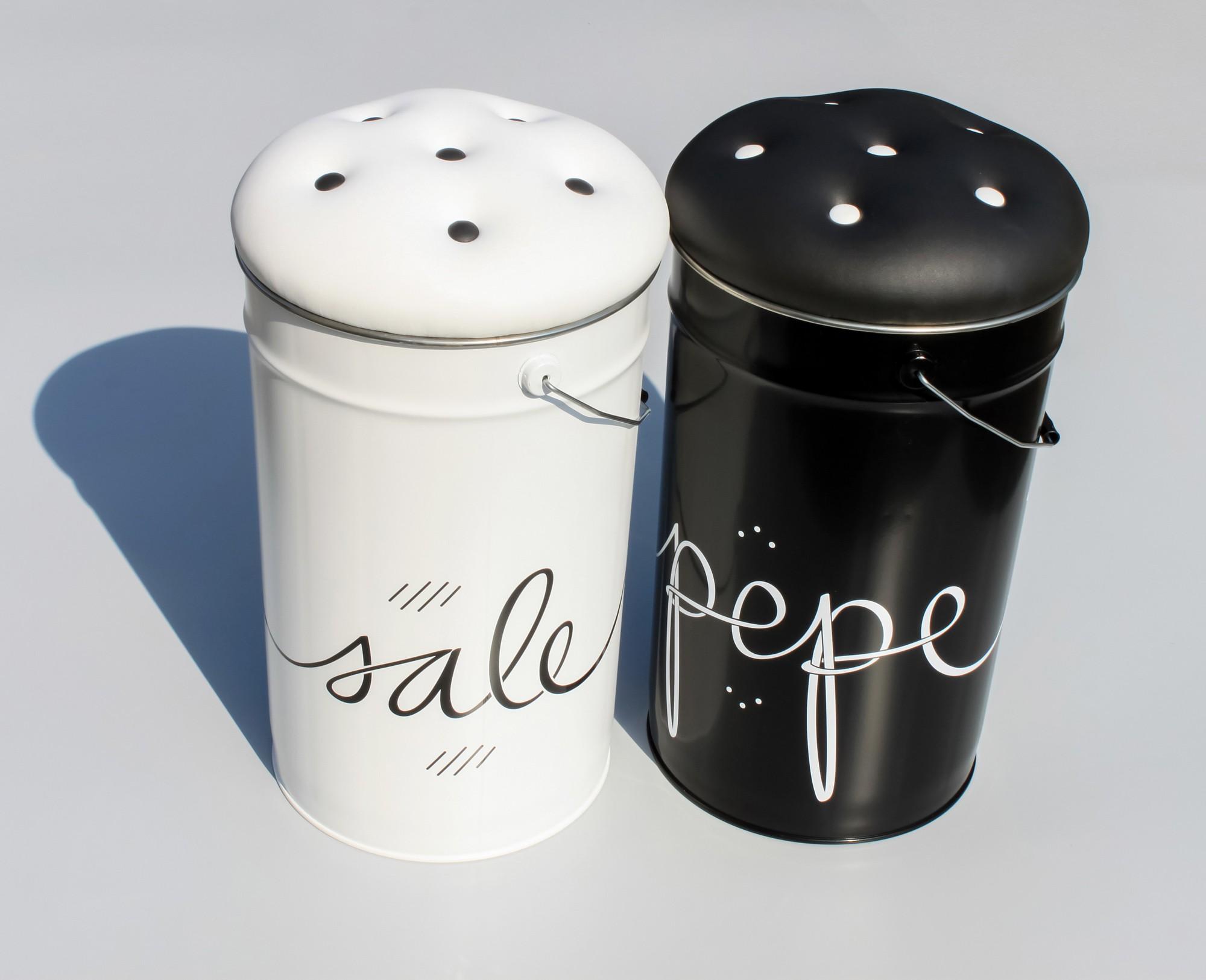 Pouf Sale e Pepe
