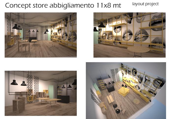 buy popular d2ce3 9709f concept store abbigliamento