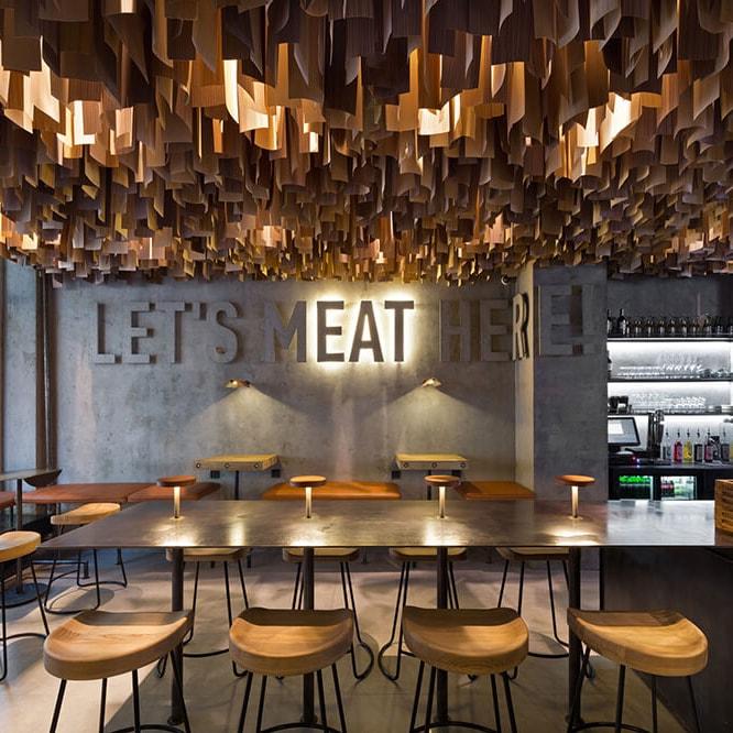 """""""Shade Burger - ресторан, признанный лучшим в Европе"""